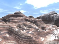 Mountain Terrain 00